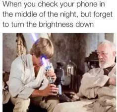 Without humor, life is tasteless. Don't ever let anyone take your sense of humor from you. Here are 26 humor pictures Stupid Funny Memes, Funny Relatable Memes, Hilarious, Funny Stuff, Funniest Memes, Funny Gifs, Retro Humor, Star Wars Meme, Funny Star Wars