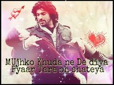 Mujhko Khuda Ne De Diya (fatmagul and Kerim) - YouTube