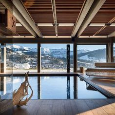 For the ultimate winter getaway, the most exclusive places to hang your skis after a long day on the slopes, as chosen by the Beyond Bespoke team.