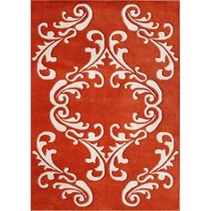 @Overstock - Wow them with color when you add this cherry tomato red wool area rug to your floor. This vibrantly colored rug features a classic scroll motif and is crafted from premium wool to add warmth and cozy comfort to bare feet and chilly toes.http://www.overstock.com/Home-Garden/Handmade-Sabrina-Cherry-Tomato-Wool-Rug-5-x-8/5798273/product.html?CID=214117 $159.99