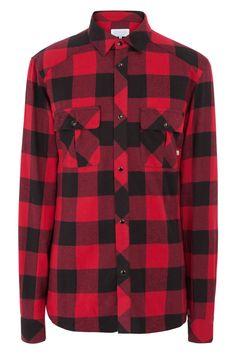Men's Kado Blood Shirt #ElevenParis Fall/Winter '14