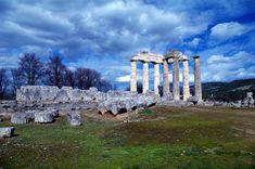 Temple of Zeus - Nemea