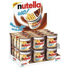 Résultats de recherche d'images pour «nutella on the go»