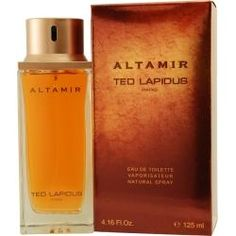 ALTAMIR by Ted Lapidus - EDT SPRAY 4.1 OZ