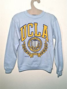 UCLA Bruins Sweatshirt | Sweatshirt, College and Clothes