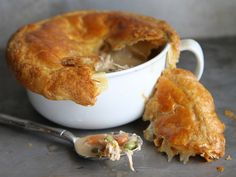 Chicken Guinness Pot Pie. Comfort food at its best!