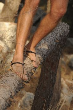 barefoot running sandals are made to put you back by barosandals