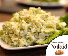 When you need something quick and tasty, #eggs can make a great meal especially when you need something sooner rather than later. For the full recipe on this Classic Egg Salad, click on the link - http://ablog.link/3qo #Nulaid #farmfresh