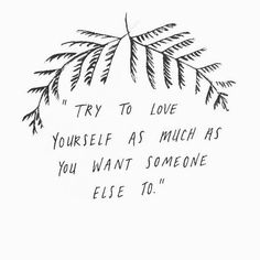 #selflove #rule #1