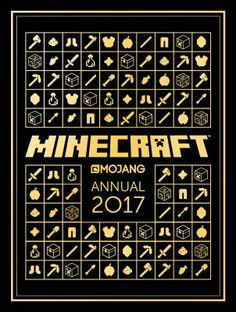 See Minecraft annual 2017 in the library catalogue.