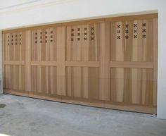 Wood Garage Doors, Sectional Garage Doors And Garage Door Openers