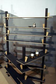Buds shelf | Wedge