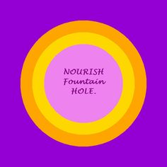 NOURISH-Fountain-HOLE. (Develop connection to Source, become uplifted, engulfed with quenching, nurturing and nourishment, refreshed, energize, relieve stress, calm the spirit, have faith in the future, trust in the life cycle and a knowing that all can be, is and ever will be well, attract this to you.)  I am presenting this inside a PURRFECT Energy Circle.