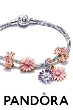 Charms Pandora, Pandora Bracelets, Pandora Jewelry, Charms For Bracelets, Lariat Necklace, Initial Necklace, Cute Jewelry, Modern Jewelry, Pretty Rings
