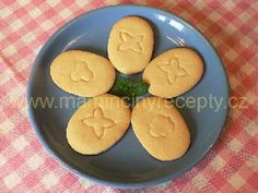 Vanilkové sušenky Ethnic Recipes, Food, Essen, Meals, Yemek, Eten
