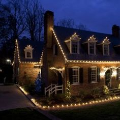 Trend Rope Lights Decorating Ideas