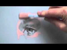 Pan Pastels - Portrait Painting Techniques | Jackson's Art Supplies #pastels #panpastels #portrait #draw #drawing #artsupplies #artmaterials