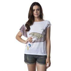 Bird T-shirt.  Nice!