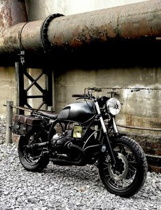 BMW Scrambler #motorcycles #scrambler #vintage   caferacerpasion.com