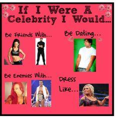 Celebrity life WWE