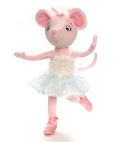 Take a look at this Angelina Ballerina Swan Lake Doll by Madame Alexander on #zulily today!