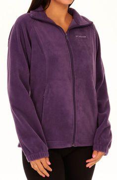 44f87fad05e Columbia Benton Springs Full Zip Fleece Jacket WL6439 - Columbia Jackets   Outerwear  size medium in