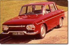Renault 10. My Dad had a fleet of these ... easy to work on.