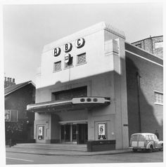 The ABC Cinema in 1972.