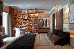 Ambientes decorados com estilo masculino - feliz dia dos pais! - Decor Salteado - Blog de Decoração e Arquitetura