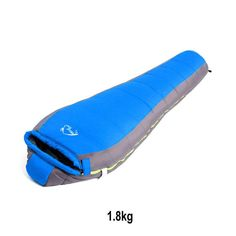 High Quality -5 Winter Mummy Type Thermal Warm Adult Cotton Sleeping Bag