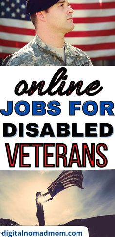 These 17 legitimate online jobs for vets are the perfect way for disabled vets to work from home. Many disabilities that veterans suffer from make it difficult for veterans to find and hold down traditional employment. Veterans commonly find themselves interested in online jobs thanks to the flexibility online jobs provide, which is in stark contrast to the military.
