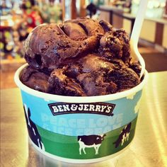 """Ben and Jerry's """"Chocolate Therapy"""". Omg my fave!"""