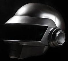 Casco Daft Punk Producido en Chile (LED) | Overlooker