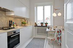 Decorar cocinas sencillas, el arte de la simpleza