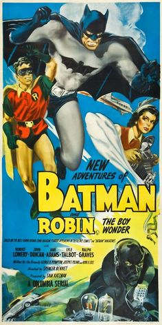 Batman and Robin (1949)  Heritage Auctions