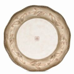 Fitz and Floyd Glennbrook 10-3/4-Inch Dinner Plate, Sage by Fitz and Floyd. $18.00. Glenbrook 10 3/4-inch dinner plate, sage. 100-Percent Guaranteed. Made of durable stoneware. A mix of floral and cottage motifs hand painted in summer tones of watery blue, grass green, and tulip red. Microwave and dishwasher safe. This charming collection features boldly hand-painted roosters and abstract blooming tulips that adorn and accompany an array of cozy cottages that function as ...
