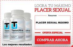 TestoUltra Aumenta la Testosterona y Combate la Disfunción Eréctil?