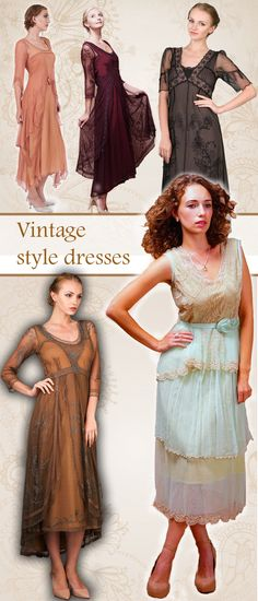 Everybody thinks this word, vintage, means old fashioned, but really it is about bringing fabulous trends in fashion back into the current era. The dresses of yesteryear are back in style and that is a wonderful time to take advantage of this beauty. At WardrobeShop.com we bring you beautiful vintage style dresses and accessories for weddings, parties or any special event.