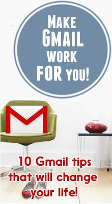 How to use Gmail- 10 Secrets that will change your life!  #2 IFTTT, I think I am in love with you! How has this been around since 2010 and I am just now finding out about this ?! #searchengineoptimizationAccenture,