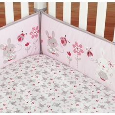 Baby Crib Cotton Fitted Cot Sheet in Rabbit | Buy New Arrivals