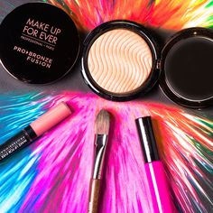 Pro Bronze Fusion. MAKE UP FOR EVER