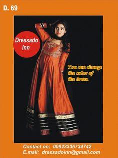Dressado Inn: Dresses D. 69 to D. 72