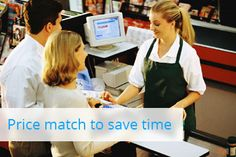 Price Matching May Save You Time and Sanity