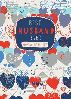 Happy Valentine's Day - Husband
