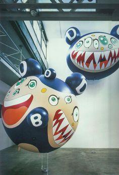 Takashi Murakami retrospective at the Brooklyn Museum Superflat, Brooklyn Museum Of Art, Art Beat, Takashi Murakami, Art Japonais, Handbag Stores, New York Art, Urban Art, Art And Architecture