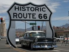 Route 66: Come for the classic cars, stay for the pie