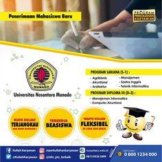 Program Kuliah Karyawan - UN Manado Manado