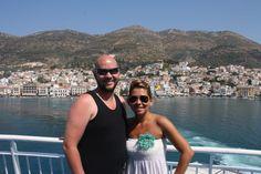 Samos Island, Greece.
