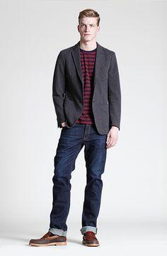 tweed jacket and madras shirt mens | Gray tweed juckets