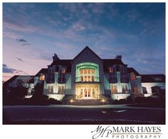Chateau at Fox Meadows (Broomfield)...It looks as good on the inside as it does on the outside.  Outdoor gazebo in the garden for ceremonies and a drop-dead staircase inside for the bride to make her reception entrance.  RM